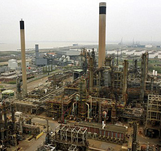 Coryton Refinery Upgrade