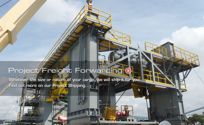 Project Freight Forwarding